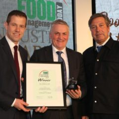 Dunbia CEO Jim Dobson named Food Industry Champion