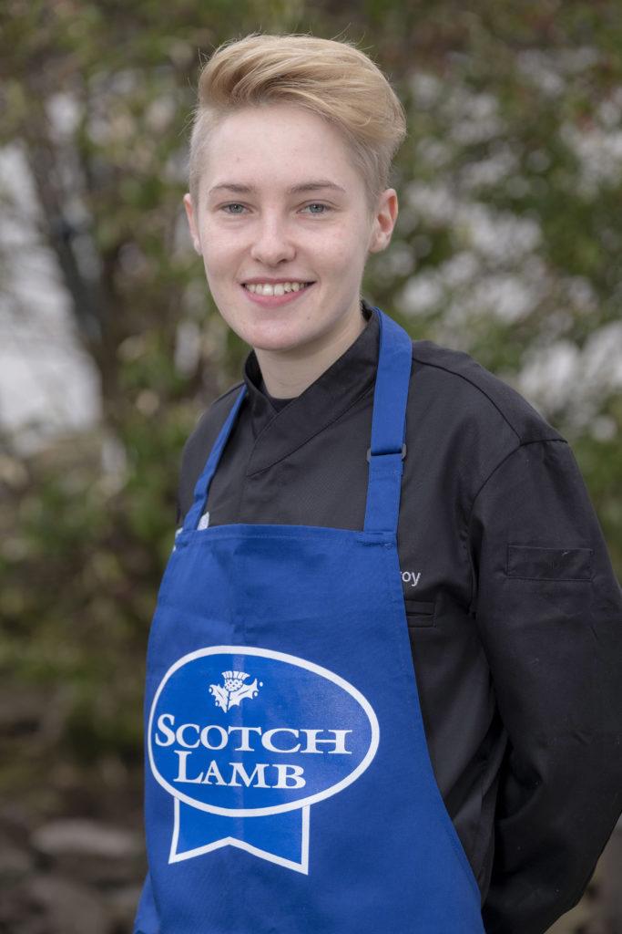 Erin Conroy of Verstegen Spices & Sauces Ltd