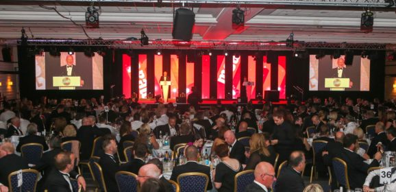 Awards night is to be major industry highlight
