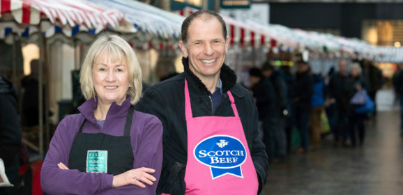 Scotland's first farmers' market turns 20