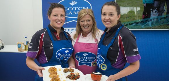 Young farmers battle it out in Scotch Beef Country Cooks Competition