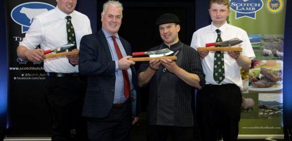 A triple win for Scottish Butchers