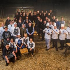 QMS raises awareness of auctioneers in the Scottish red meat industry