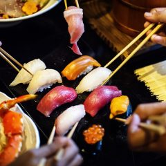 QMS to host Japanese cooking challenge between Scottish rugby stars