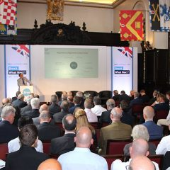 BMPA 2019 conference told 'Europe preparing for a no deal' and US/UK trade deal 'not going to happen'