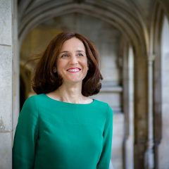 Theresa Villiers is new minister at Defra