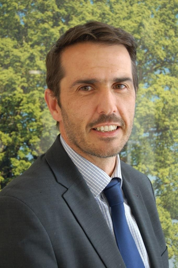 AHDB's international market development director, Dr Phil Hadley