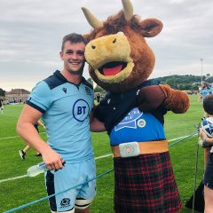 Summer test matches fuelled by Scotch beef