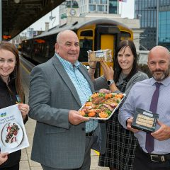 Railway deal is just the ticket for Welsh food producers