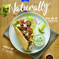 QMS launches 'Scotch Lamb, Naturally' campaign