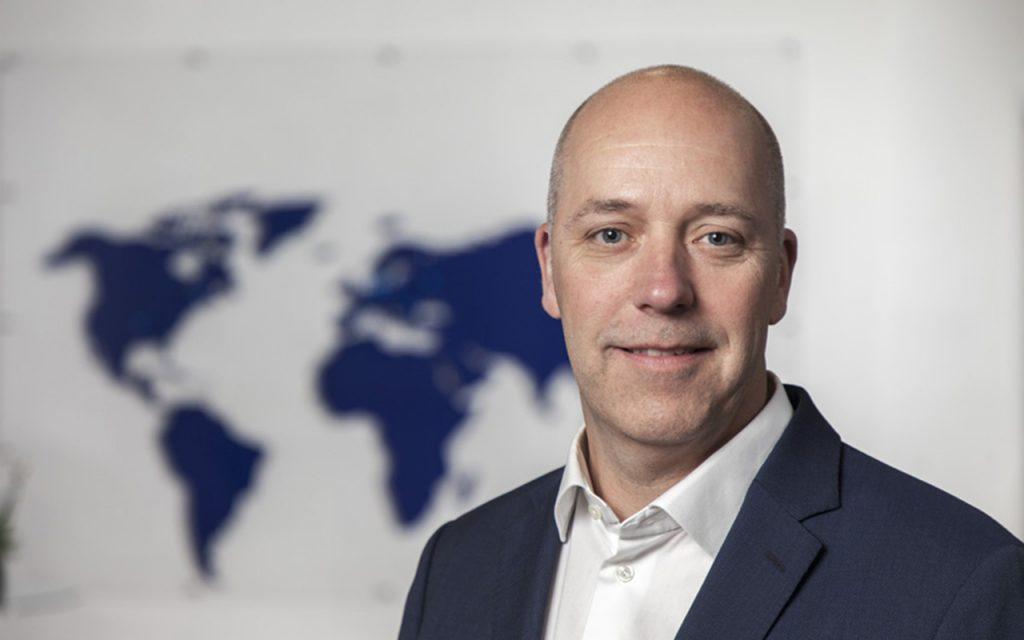 Jens Kristensen, CEO of Frontmatec.