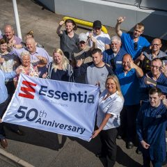 Essentia Protein Solutions marks golden anniversary