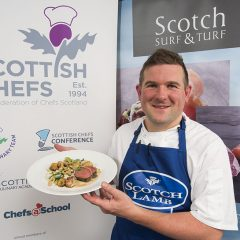 Scotch Lamb Surf 'n' Turf Chef of the Year crowned