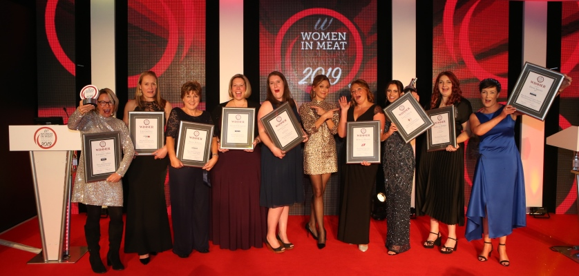 Women in Meat Industry Awards winners 2019