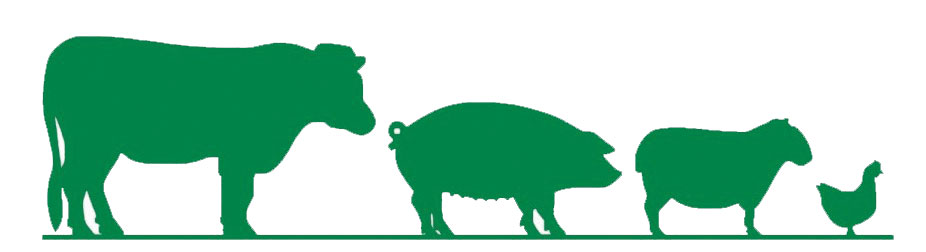 Humane Slaughter Association logo, no type