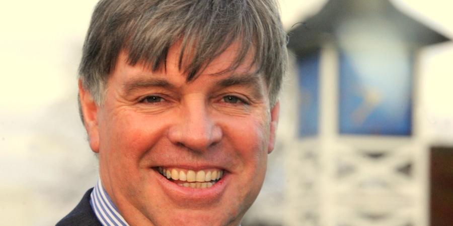 Chief executive, BMPA, Nick Allen.