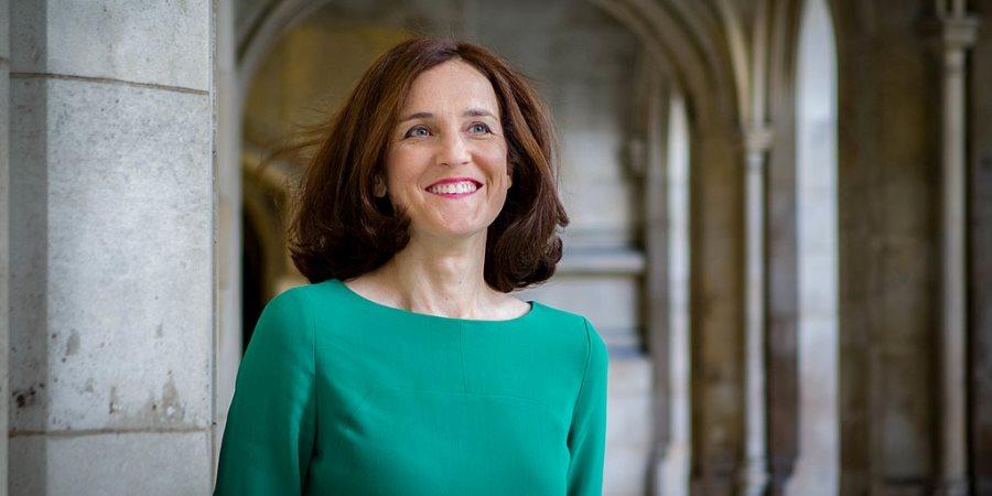Envrionment secretary Theresa Villiers