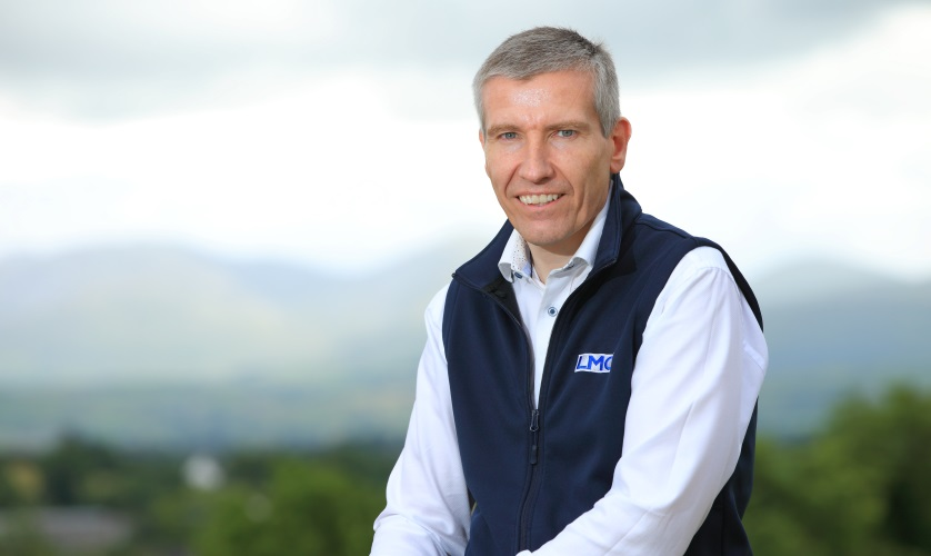 Livestock and Meat Commission for Northern Ireland (LMC) chief executive officer, Ian Stevenson
