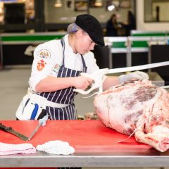 Carve out your career at butchery competition