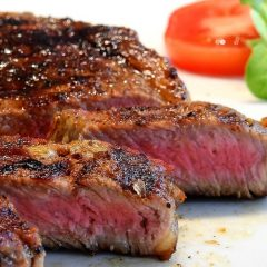British consumers turning to steaks and roast dinners
