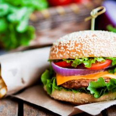 EU rejects proposed ban on 'veggie burgers'