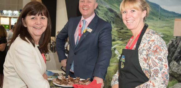 Export push for Welsh lamb in Middle East market