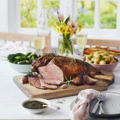 Asda launches Welsh lamb product for Easter