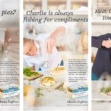 Charlie Bigham's launches new advertising campaign