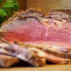 Meat under fire in National Food Strategy report