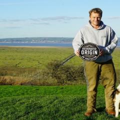 Gower Salt Marsh Lamb secures international protection