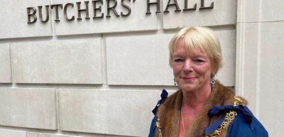 Margaret Boanas elected Master Butcher
